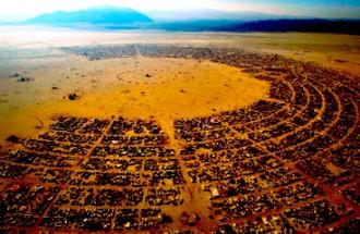 Agent of Change Goes to Burning Man: Manufacturing Nostalgia