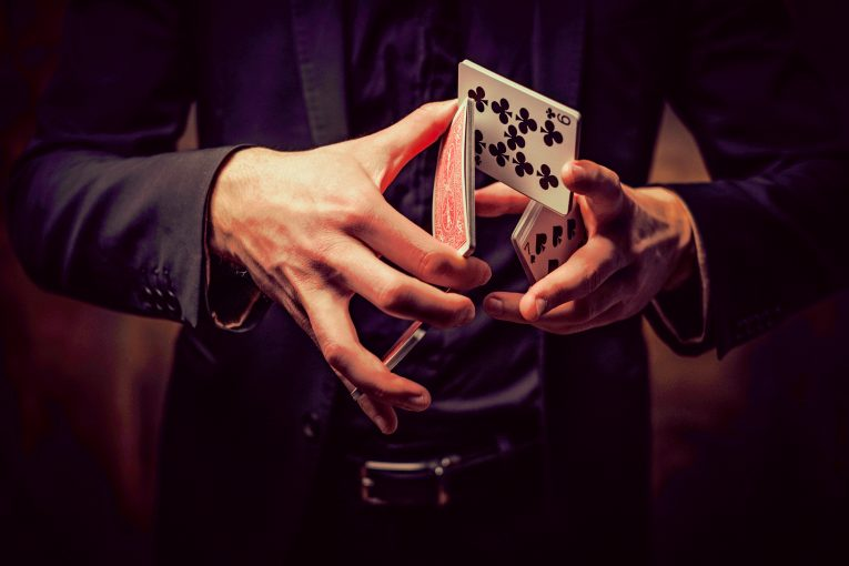A Magic Trick for Overcoming F-E-A-R in Business and Life