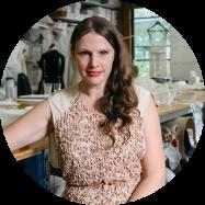 Gwendolynne Burkin, Fashion Designer/Director, Gwendolynne Designs