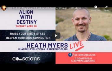 ONCONSCIOUS PODCAST: HEATH MYERS INTERVIEWED